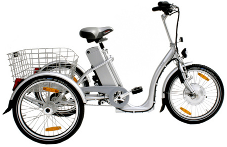 ezee electric bike carro trike