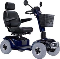 rental mobility scooter
