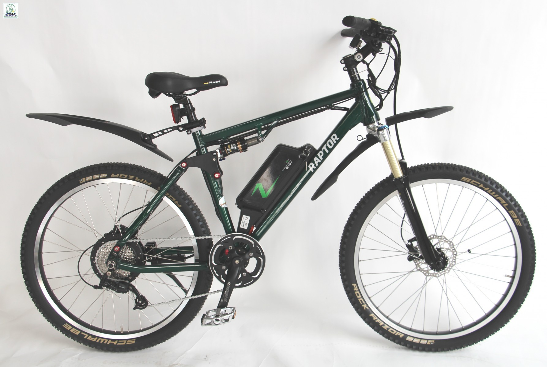 ezee electric bike raptor