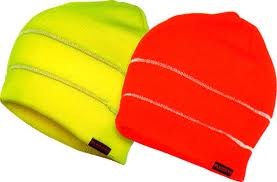 high visability beanie