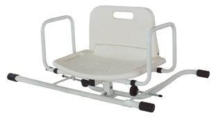 rental swivelling bath seat