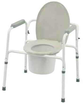 3 in 1 commode